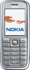 Original Nokia 6233 With Excellent Battery & Charger - 3 Month- Sealed Pack