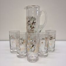 Drinkware/Stemware Hand Blown Vintage Original Date-Lined Glass