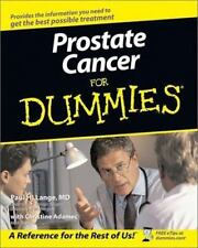 Prostate Cancer for Dummies by Paul H. Lange and Christine Adamec (2003, Paperb…
