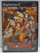 VM JAPAN -  PLAYSTATION 2 PS2 NTSC JAPAN BOXED