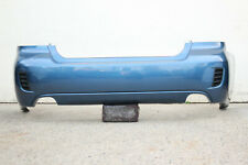 GENUINE SUBARU LIBERTY B4 4TH GEN REAR BUMPER BAR - SEDAN - BLUE - 09/06-04/09