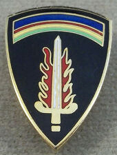 SHAEF / Supreme HQ Allied Expeditionary Forces Patch Style Unit Crest Insignia