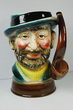 "Vintage Ceramic Character Music 7""  Mug Sankyo Japan"
