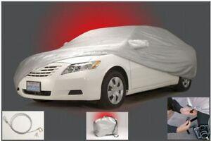 Toyota Prius / Prius Plug In 2010 - 2015 Custom Car Cover with Bag - NEW!