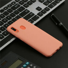 Ultra-Slim Soft TPU Rubber Skin Cover Case For Huawei Y7 2019 Y6 2019 P30 Lite