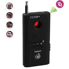 New listing Anti-Spy Rf Signal Bug Detector Hidden Camera Laser Lens Gsm Device Finder Gt