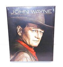 John Wayne 7-Film Collection Blu-ray (Big Trail, Comancheros, The Undefeated)