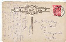Genealogy Postcard - Ancestor History - Cowling? - Easingwold - Yorkshire  A5981