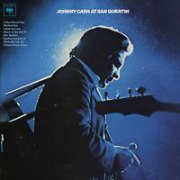 JOHNNY CASH - AT SAN QUENTIN  VINYL LP NEW