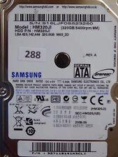 320gb Samsung hm320ji | 2009.05 | PCB: mango rev07 #288