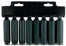 "NEW! APEX TOOLS ACE Metric Deep Impact Socket Set 8-Piece 3/8""-Drive 2198240"