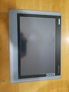 SIEMENS 6AV2 124-0QC02-0AX1  Comfort Panel Touch Screen