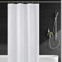 PT_ Cn _ Impermeabile Tenda Doccia Bagno Drappo Stampo Prova Lavabile Albergo