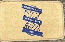 Birmingham City. AFC. Gomma Sostenuto stuoia di cocco PORTA