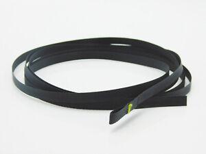 ✓ Texband Jalousie Reparaturband Aufzugsband   6x0,33mm   Schwarz