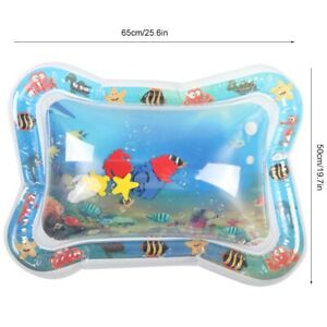 Inflatable Toddler Toys Baby Ice Pad Airtight Large For Pool Kids