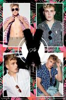 JAKE PAUL - PHOTO COLLAGE POSTER - 22x34 - 16474