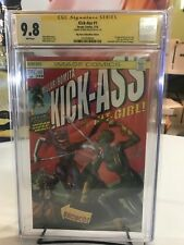 KICK-ASS #1 BTC EXCLUSIVE CGC 9.8 SIGNED BY MIKE ROOTH HULK 181 HOMAGE COVER
