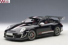 AUTOart 78146 Porsche 911 (997) GT3 RS 4.0 in schwarz 1:18 NEU OVP