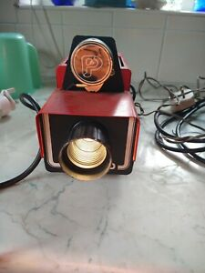Vintage Pluto 140 Projector 70s 80s Disco Oil wheel Retro Club Rave