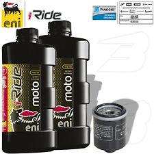 Kit Tagliando Piaggio 150 Vespa S Special 2010 Filtro Olio Eni I-ride 10w40