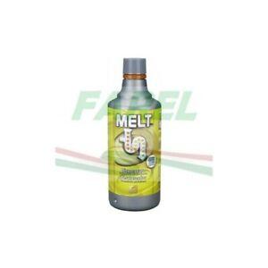 MELT Disgorgante - AZIONE RAPIDA - sturalavandini sgombratubi 750 ml