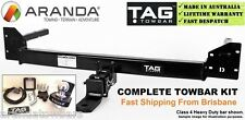 TAG Heavy Duty Towbar Kit (3500kgs) Holden Colorado Ute (06/12 on)