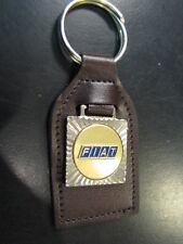 Key ring / sleutelhanger Fiat (leather)