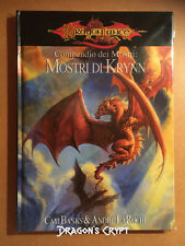 Dragonlance - Compendio dei Mostri: Mostri di Krynn - Twenty Five Edition 25ed.