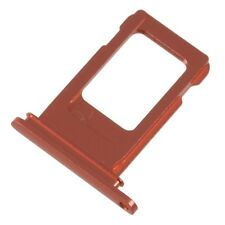 Bandeja Porta SIM MicroSIM Apple Iphone XR Naranja