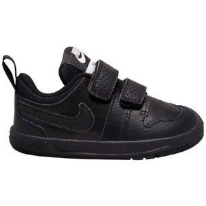 Nike Pico 5 (PSV) Ginnastica Bambino Sneakers 2 strappi Black Nero Casual Unisex