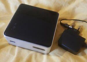 Mini PC Intel Nuc DN2820FYK - 4go RAM - sans stockage - Celeron N2820@2,13Ghz