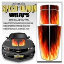 Camaro Racing Stripes Hood Decals Flaming Inferno 2010-2011-2012-2014-2015 x