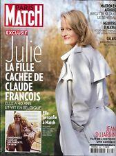 PARIS MATCH n°3587 08/02/2018 La fille de C.François_Macron en Afrique_Killy_SDF