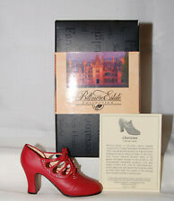 Just The Right Shoe by Lorraine Vail Shoe Miniatures- Charisma