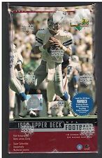1999 UPPER DECK FOOTBALL HOBBY BOX James, Donovan McNabb, Holt & Williams RC