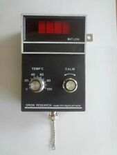 Orion Research Model 201 Digital Ph Meter Battery Powered