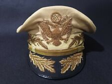 USA ARMY GENERAL DOUGLAS MACARTHUR AUTHENTIC UNIFORM NEW KHAKI HAT
