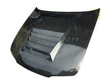 FRP Bonnet Fit For 1995-1996 Nissan Skyline R33 GTS Spec-1 DM-Style Hood