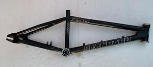 "2002 Standard Byke Co. TRLS250 Frame 3/8 d/o 20.5"" tt top tube bmx bicycle 250L"