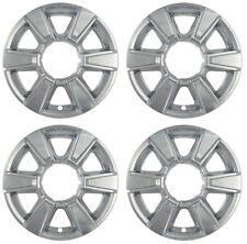"""New Set of 4 17"""" Chrome Wheel Skins for 2010-2013 GMC Terrain 17"""" Wheels"""