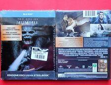 bluray disc steelbook la mummia the mummy tom cruise russell crowe rare metalbox