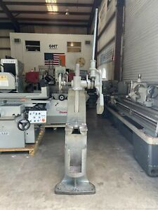 GREENERD 3-1/2  5 Ton Ratchet Type Arbor Press USA #GMT-2700