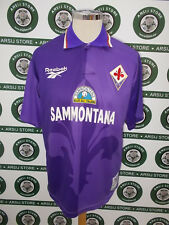 maglia calcio shirt maillot camiseta trikot RUI COSTA FIORENTINA TG M 1995/96