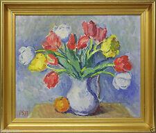 Künstlerische Malerei des Zeitraums 1950-1999 im Impressionismus