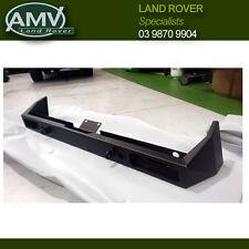 Land Rover Discovery 2 - REAR STEEL BUMPER BAR - DA5646
