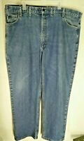 Carhartt Mens relaxed fit FR jeans 48x32 hrc3 fire flame resistant denim