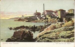 Nervi, Genoa - ITALY - Opposite Ponente