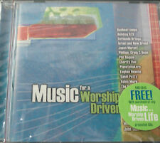 Music for a Worship Driven Life    -NEW-SEALED-FREE SHIPPING-