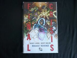 Final Crisis Rogues Revenge Softcover graphic Novel (b18) DC Flash